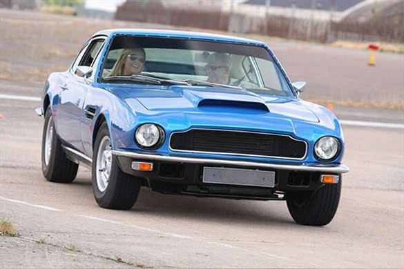 Classic Car Double Thrill Driving Experience 1
