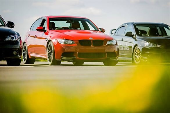 BMW E90 M3 Thrill Driving Experience 1