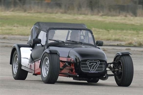 Caterham Thrill Driving Experience 1