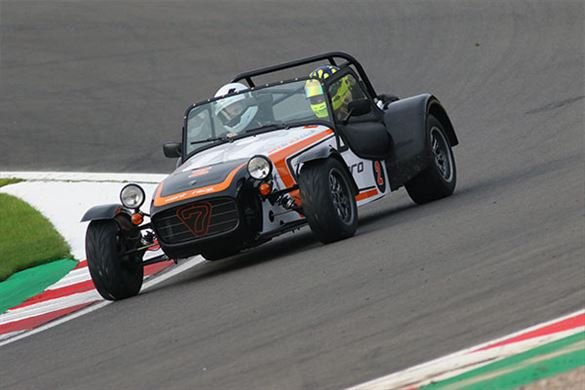 Caterham Roadsport SV Arrive and Drive Experience Driving Experience 1