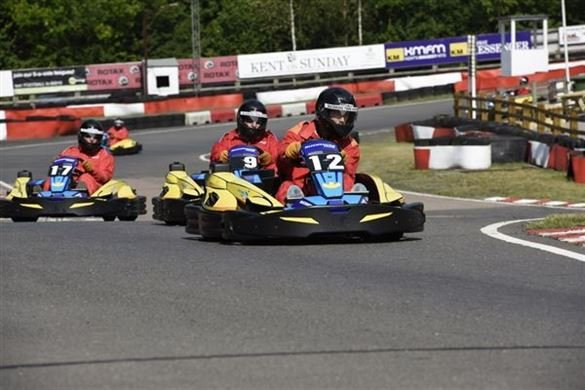 Corporate 45 Minute Karting Endurance Driving Experience 1