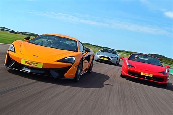 Double Supercar Driving Experience  Driving Experience 1