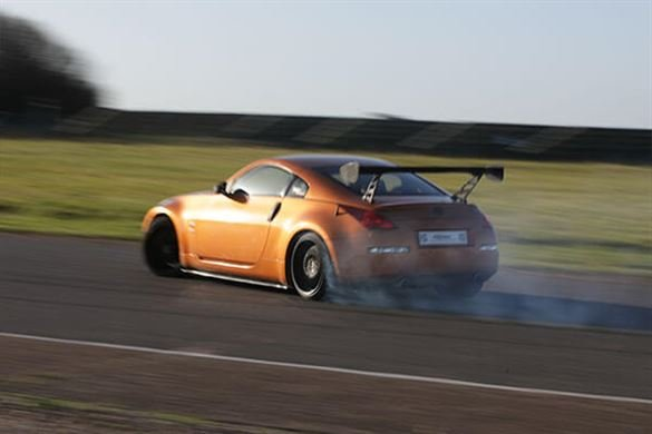 Drift Thrill Experience (Anytime) Driving Experience 1