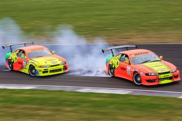 Learn to Drift Half Day Drifting Experience with 3 Passenger Laps Driving Experience 1