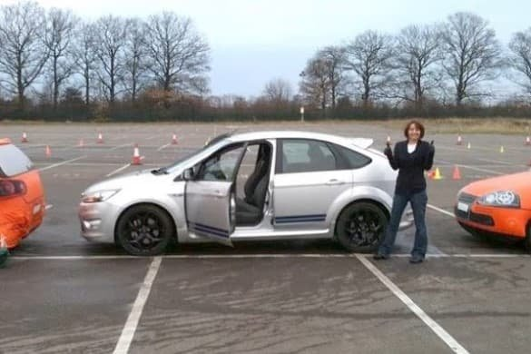 Stunt Driving Taster Driving Experience 1