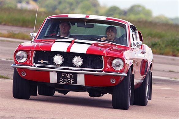 Ford Mustang GT500 Blast Driving Experience 1