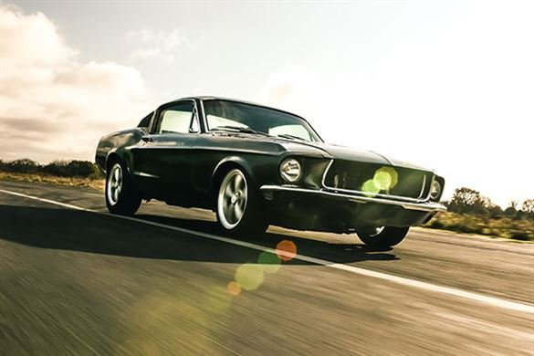 Ford 'Bullitt' Mustang Thrill Driving Experience 1