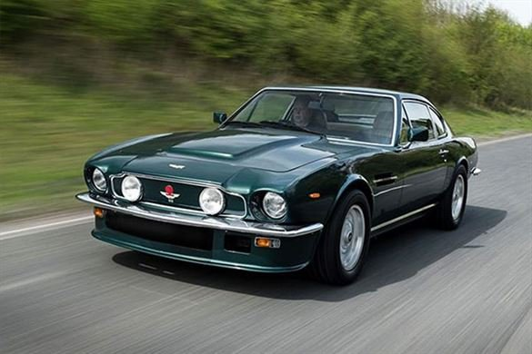 Four British Classic Blast with High Speed Passenger Ride Driving Experience 1