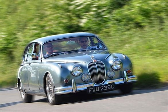 Full Day Classic Car Road Trip Driving Experience 1