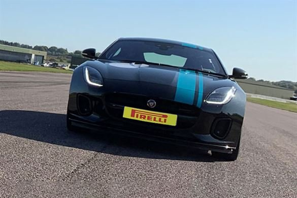 Jaguar F-TYPE P300 One to One Driving Experience Driving Experience 1