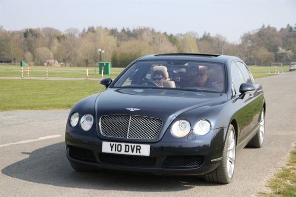 Junior Bentley Driving Experience Driving Experience 1