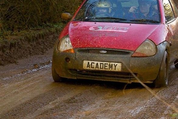 Junior Rally Full Day Driving Experience 1