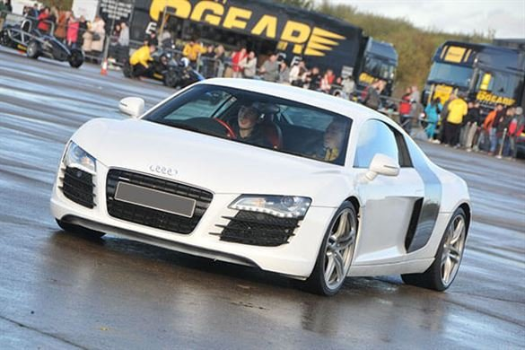 Junior Double Supercar Blast Driving Experience 1
