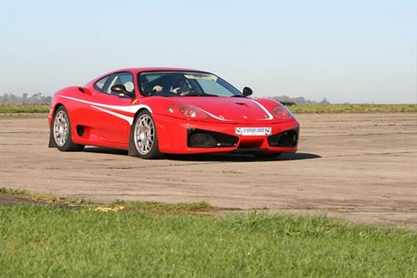 Junior Supercar Double Blast - Special Offer Driving Experience 1