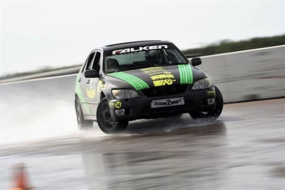 Learn to Drift 1 Hour Drifting Experience Driving Experience 1