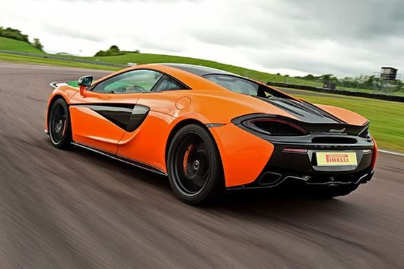 McLaren 570S Driving Experience Driving Experience 1