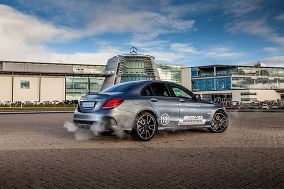 Mercedes-Benz 1 Hour Driving Experience for Six Driving Experience 1