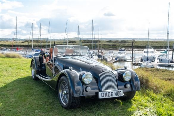 Morgan Roadster V6 Hire - Grab the Weather Deal Driving Experience 1