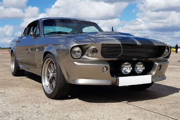 Shelby Mustang GT500 Blast Driving Experience 1