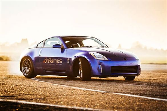 Nissan 350Z Gold Drifting Experience Driving Experience 1