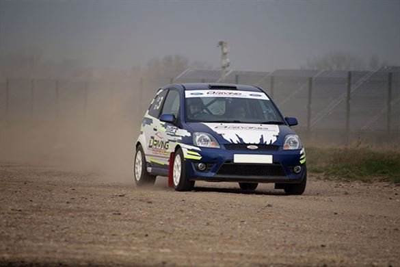 One Car Rally Taster Driving Experience 1