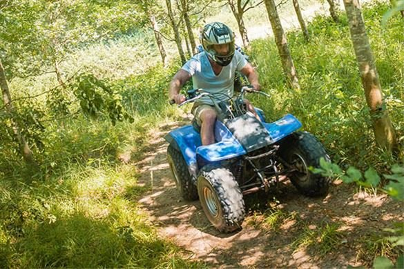 Quad Bike and Rage Buggy Off Road Experience Driving Experience 1