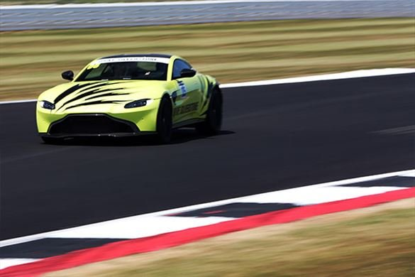 Silverstone Aston Martin Experience - Anytime Driving Experience 1