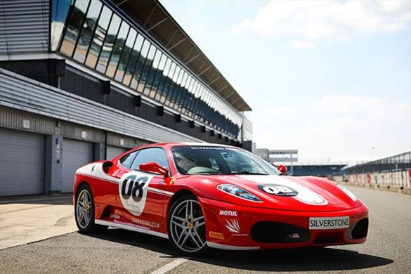 Silverstone Ferrari Experience - Anytime Driving Experience 1