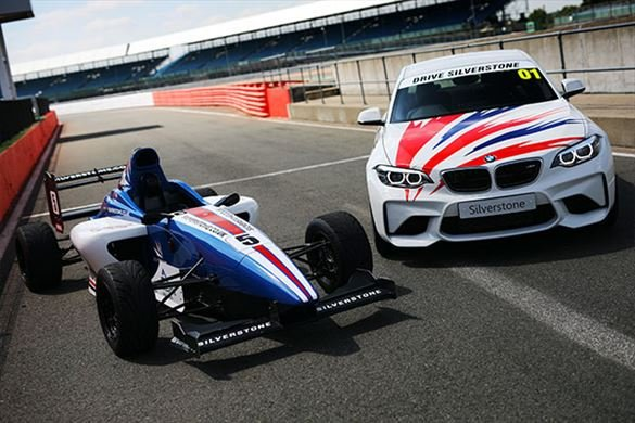Silverstone Racecar Experience - Morning Driving Experience 1