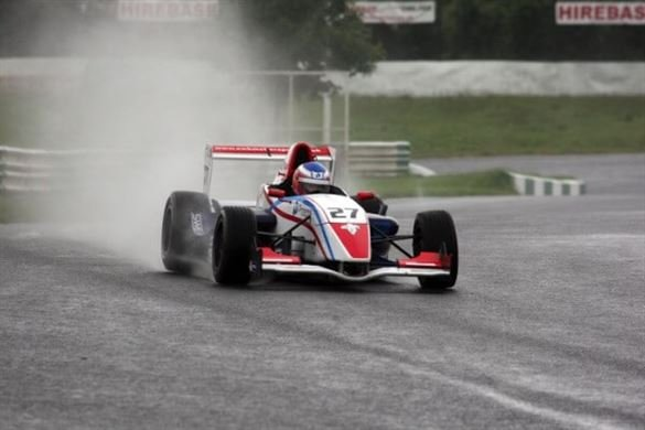 Single Seater Thrill Driving Experience 1