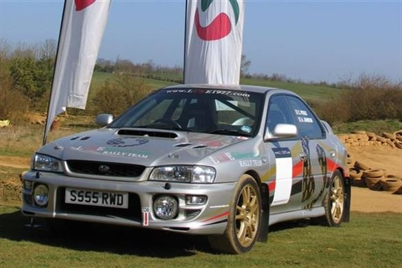 Solo Rally Experience Driving Experience 1