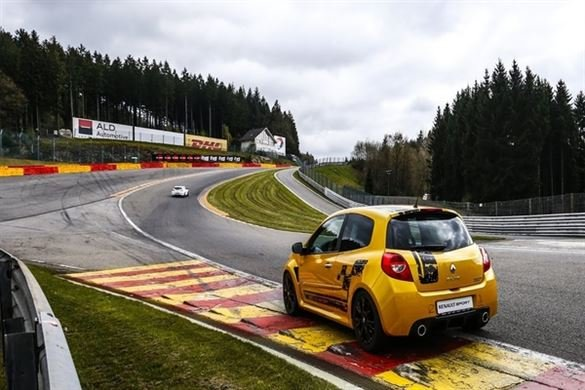 Spa Francorchamps Arrive and Drive - Clio Driving Experience 1