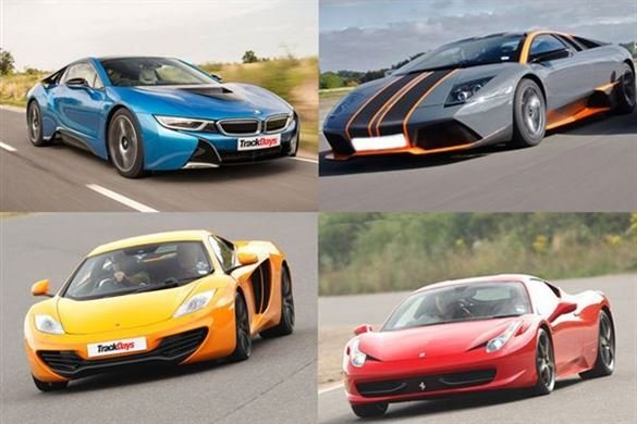 Special Offer Platinum Blast Driving Experience 1