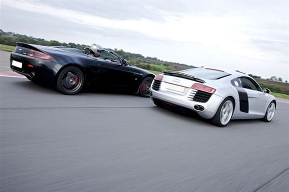 Supercar Double Driving Experience 1