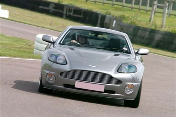 Five Supercar Experience at Goodwood Driving Experience 1