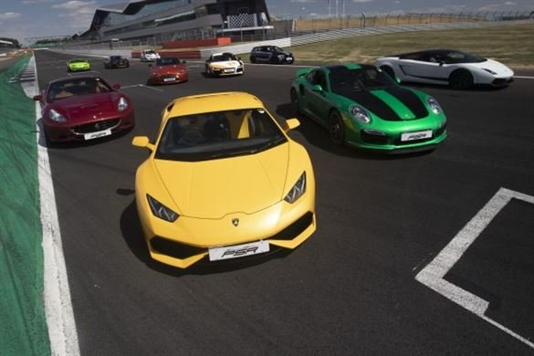 Supercar Thrill - Anytime Driving Experience 1