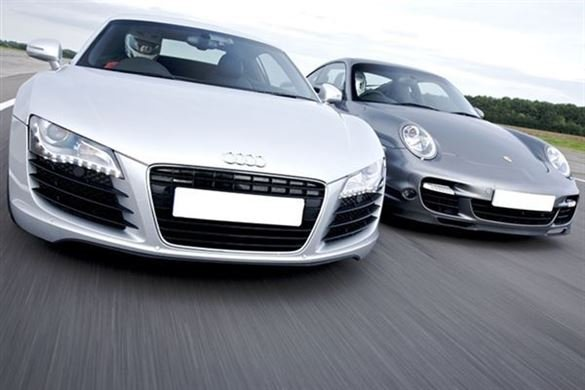 Supercar Thrill incl FREE Photo                                                                                                                        Driving Experience 1