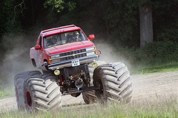 'The Big One' Monster Truck Driving Driving Experience 1