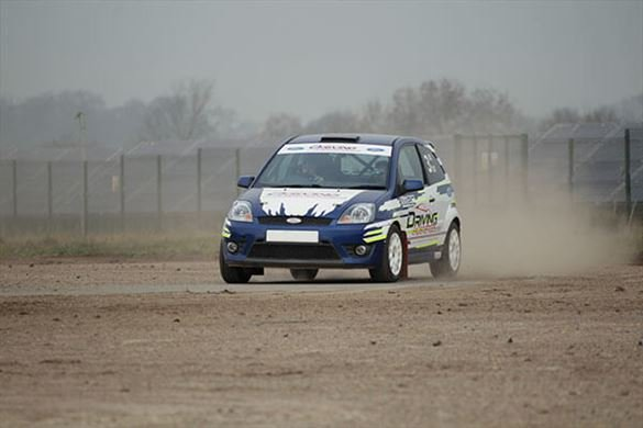 Three Car Rally Taster Driving Experience 1