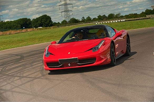 Valentine's Supercar Passenger Ride for Two Driving Experience 1