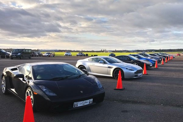 Ten Supercar Blast Driving Experience 2