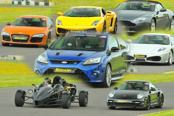 Double Supercar Blast Driving Experience 2