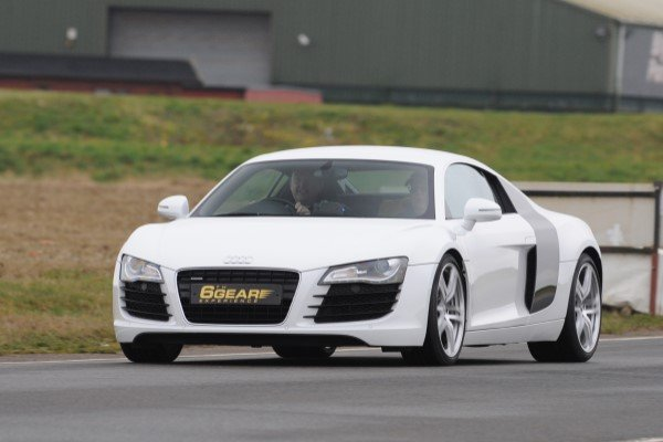 Double Supercar Thrill (Premium) Driving Experience 3