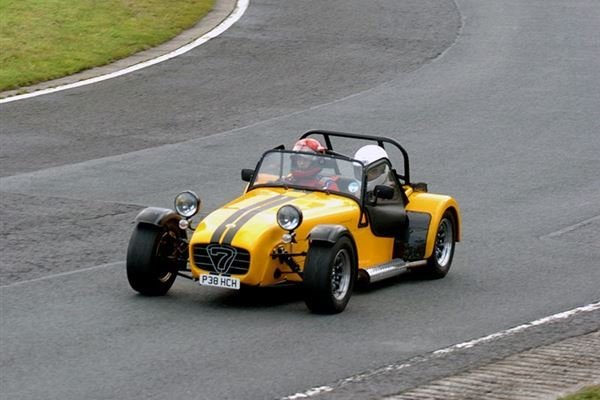 £200 Car Track Day Voucher Driving Experience 1