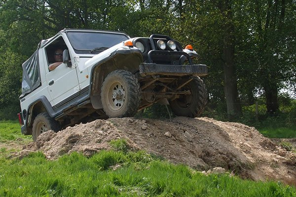 4x4 One to One Off Road Driving Driving Experience 2