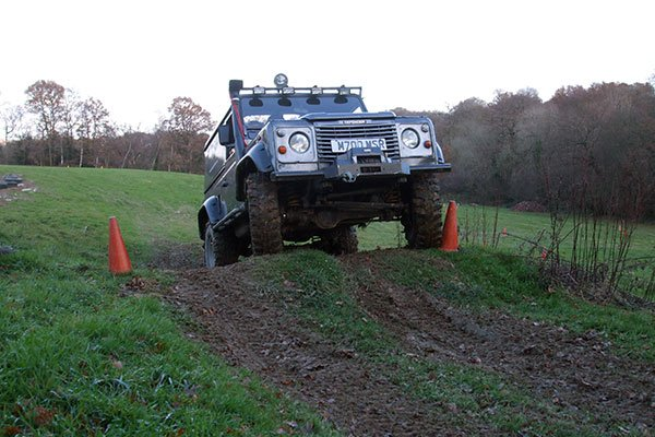 4x4 One to One Off Road Driving Driving Experience 1
