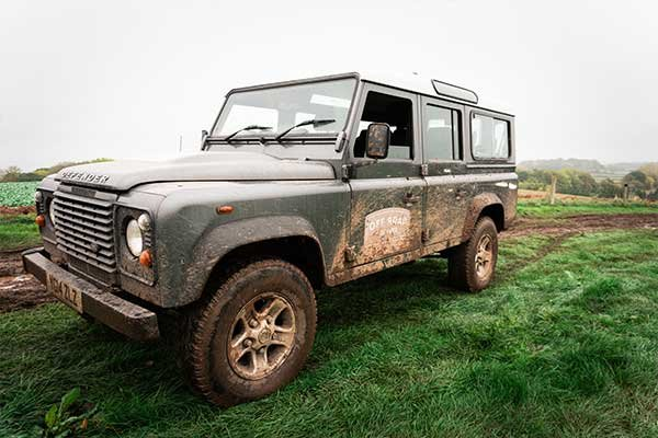 60 Minute Junior Off Road Driving Experience Driving Experience 3