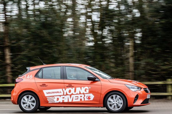 60 Minute Young Driver Experience Driving Experience 2