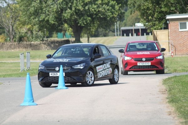 60 Minute Young Driver Experience Driving Experience 3