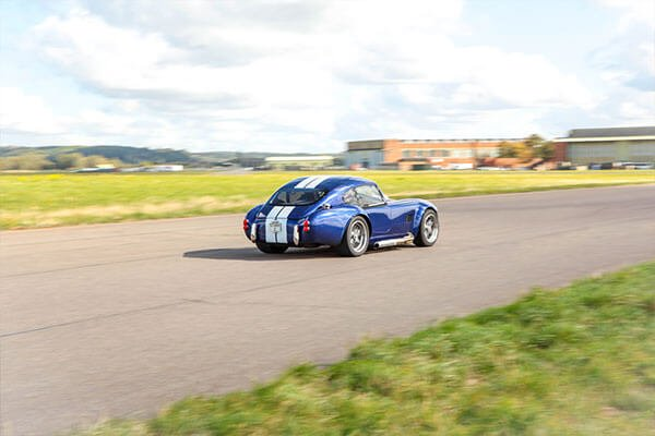 Shelby Cobra Blast Driving Experience 3
